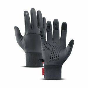 Gloves Touch Cold Waterproof Windproof Sports Warm Thermal Fleece Running Ski