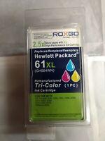 61XL Tri-Color Ink Cartridge Remanufactured