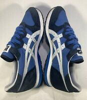 ASICS Onitsuka Tiger DL301 Blue White Men's Casual Shoes Sneakers US Size 9