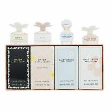 Marc Jacobs 4 piece mini set Daisy, eau so fresh, dream, love NIB