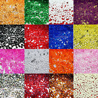 Christmas Table Decorations Diamond Confetti 4.5mm Dinner Party Xmas Tableware