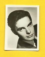 Louis Jourdan Vintage 1953 Movie Film Star Cigarette Card from Germany