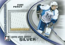 (HCW) 2011-12 ITG Heroes and Prospects Silver STUART PERCY /30* Jersey - 02305