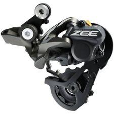 Cambio Shimano Zee Rd-m640 Shadow Plus pata corta 10v negro