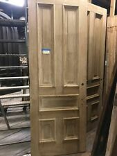 Vintage chestnut doors several available. 93� approx