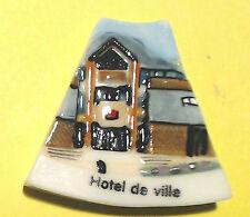 1 FEVES BRILLANTE > PERSO > LA FOURNEE DU JOUR A BRUZ (35) HOTEL DE VILLE