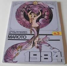 MAROTO (I GRANDI PROTAGONISTI DEL FUMETTO MONDIALE 3)