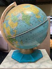 Vintage World Globe (Needs Cleaning)