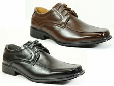 Square Lace-up Casual Shoes for Men