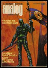 Card, Orson Scott: Ender's Game True First Appearance in Analog (1977)