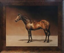 American Pharoah Triple Crown Kentucky Derby Winner Thoroughbred Horse Painting