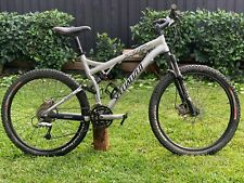 Specialized Mountain Bike - Dual Suspension - LARGE