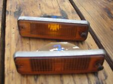 Chrysler Valiant Station Wagon Ute Van Rear Side Marker Lights