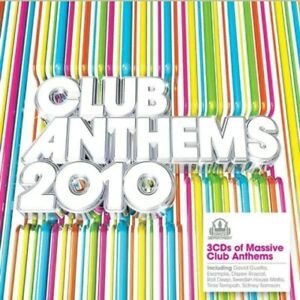 Club Anthems 2010 by Various Artist | CD |
