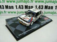 RMIT14F 1/43 IXO Rallye Monte Carlo : LANCIA Delta HF 4WD 1987 Biasion #6