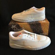 best sneakers 5479a 4bb3d NOS Vintage AIRWALK Royale White Size Men s 8 Good Year Skateboarding Shoes
