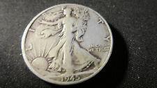 1945-S  Walking Liberty Half Dollar. AV Condition...FREE SHIPPING...