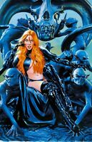 HELLIONS #2 🚨 MIKE MAYHEW EXCLUSIVE 🔥 Goblin Queen VIRGIN VARIANT 600 Print‼️