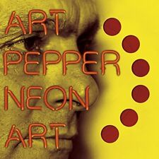 Art Pepper - Neon Art Volume One [CD]