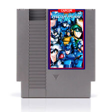 Mega Man 1 2 3 4 5 6 Multicart NES Nintendo USA NTSC video game cartridge