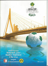 FINALE UEFA Cup 2002: BORUSSIA DORTMUND - FEYENOORD ROTTERDAM, 08.05.2002
