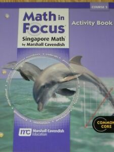 Math in Focus: Singapore Math Textbook Course 3A and 3B