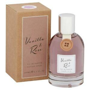 Vanila & Rose Eau de Parfum 100ML