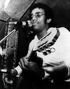 Old Music Photo Of Jorge Ben Performing Live