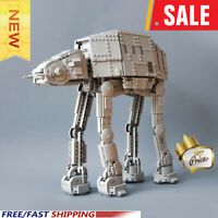 New Star Wars MOC First Order AT-AT Walker MOC-33810 Building Blocks Bricks Toys