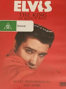 ELVIS: THE KING OF ROCK 'N' ROLL      DVD