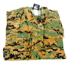 American Patriot Forrest Camo Mechanics Work Coveralls Long Sleeve Xl