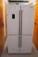 Smeg FQ60BPE 4-door American Style Fridge Freezer A+ Energy Rating 90cm Wide
