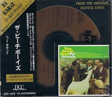 Beach Boys, The Pet suoni DCC ORO CD NUOVO OVP SEALED Giappone Importazione