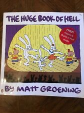 The Huge Book Of Hell By Mattt Groening Creator Of The Simpsons Comic Strips New