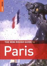 The Mini Rough Guide to Paris (Rough Guide Miniguides)-Ruth Blackmore, James Mc
