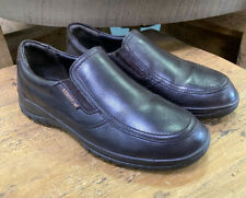 MEPHISTO AIR-JET MENS BROWN LEATHER LOAFERS USA SIZE 10.5