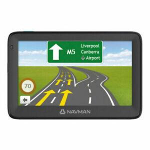 NAVMAN MOVE130M GPS 5-inch GPS Navigator, Black