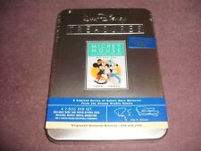 Disney Treasures Mickey Mouse In Living Color Volume 2 LIMITED TIN DVD SEALED