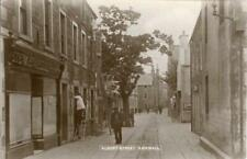 More details for real photographic postcard of albert street, kirkwall, orkney islands, scotland.