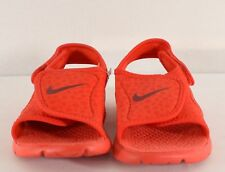 reputable site f8084 0d4d5 Nike Adjustable Sandals (Size 7Y) Red Brand New, no tax