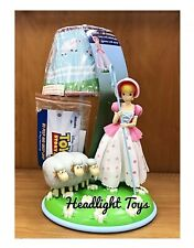 RARE Disney Pixar Toy Story 4 Bo Peep & Sheep Table Lamp Collectible Figure Doll