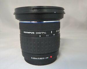 Olympus Zuiko 9-18mm f/4.0-5.6 Aspherical ED Lens  Original 4/3
