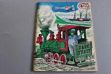 W951BABY TRAINS Train catalogue Ho 1965 98 pages 27*21 cm F auto bateau avion