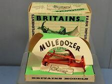 "VINTAGE BRITAINS MODEL  No.9535  "" MULEDOZER""        MIB"