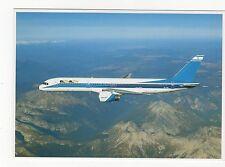El-Al Israel Boeing 757-200 Aviation Postcard, A703