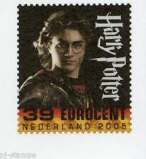 Nederland Harry Potter voorgefrankeerde postkaarten - postcards