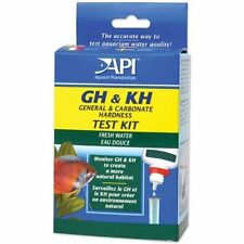 API GH & KH HARDNESS TEST KIT GENERAL & CARDONATE HARDNESS FRESHWATER. FREE SHIP