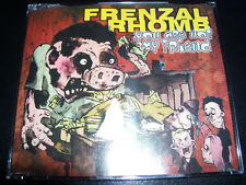 Frenzal Rhomb You Are Not My Friend Rare Shagpile CD - Like new