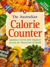 The Australian Calorie Counter-ExLibrary