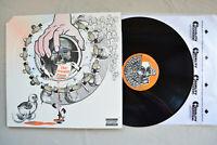 DJ SHADOW~The Private Press~MCA Recrods  US 1st Press Vinyl 2-LP 2002  NM